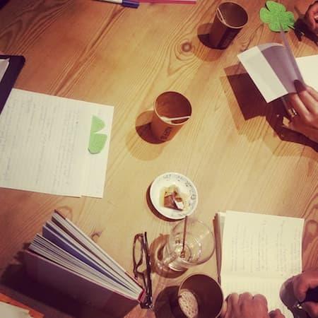 Het Schrijfcafé