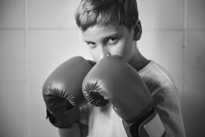 Stop met vechten, start met schrijven.