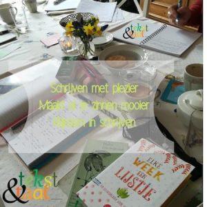 Het Schrijfcafé @ Latte en Letters, Zevenaar