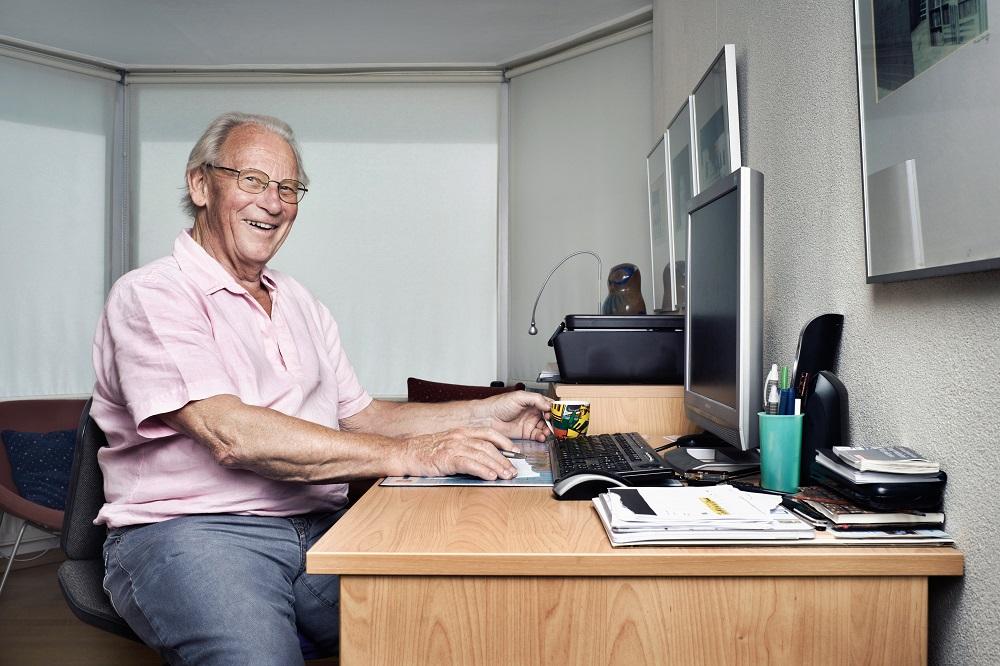 levensverhalen schrijver Jan Oomen