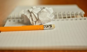 Hoe een kladje schrijven helpt